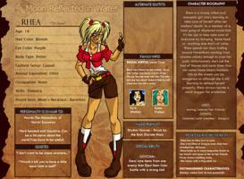 MRIW Rhea Profile by kingv