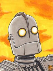 The Iron Giant by WillRipamonti