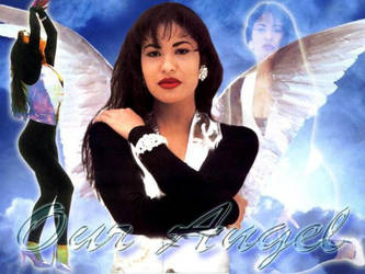 Selena the Angel by ChowFanGirl12