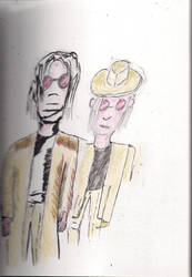 Beckett by GeoffJefferson