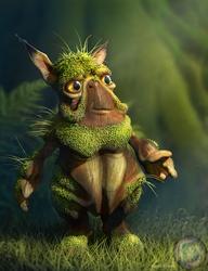 Hobbler troll. by Kayas-Kosmos