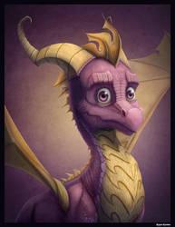 Spyro. by Kayas-Kosmos