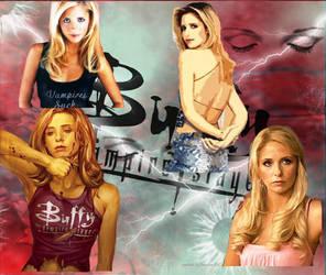 Buffy Fan by BTVS33