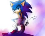 sonic the hedgehog 2 by Omiza-Zu