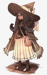 ..:: Zz Moonie Witch ::.. by Omiza-Zu