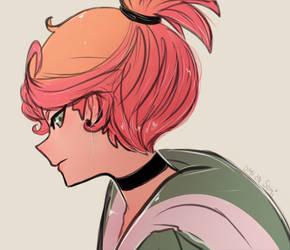 LWA: Amanda Ponytail by Omiza-Zu