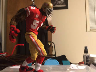 Pipe cleaner Patrick Willis complete by Hakeem2lari