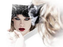 Broken Mirror by jbfort