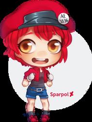 Eritrocito by Sparpol