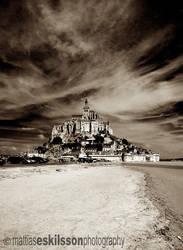 Mt St Michel by Mattttttttthew