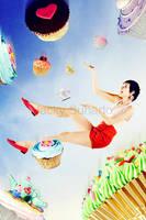 more cupcakes by jaysu