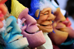 Puppets by galle80