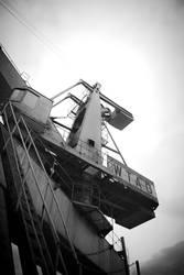 esslingen harbour 03 by t3hr