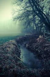 misty landscape 05 by t3hr