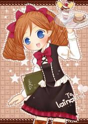 Katie for Lainakist by IchigoRanch