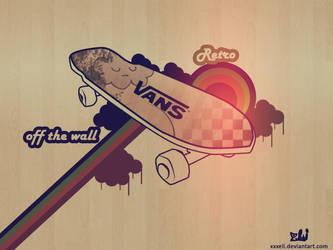 Retro VANS by xXxEli