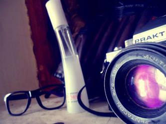 Praktica Lens by xXxEli