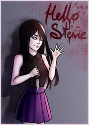 Hello Stevie by Vampilyn