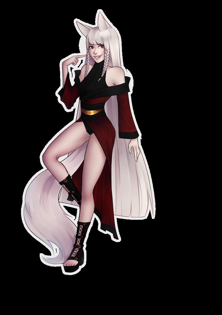 Yuki by Vampilyn
