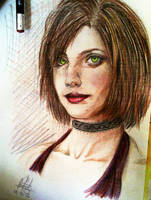 Eileen Galvin from Silent Hill 4 by spideymoon