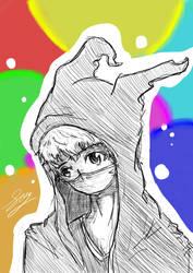 New OC ( Yuu ) by natsudragn3l