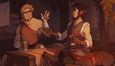 The Tavern by morteraphan