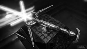 Lightsaber by Pallacium