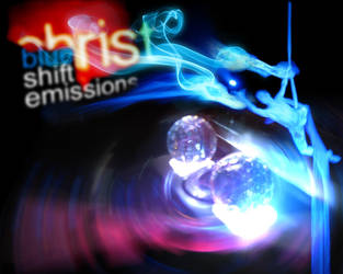 Christ. - Blue Shift Emissions by fall