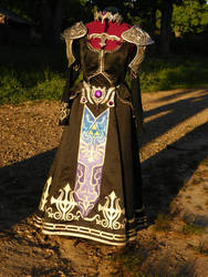 Dark Zelda by FrockTarts