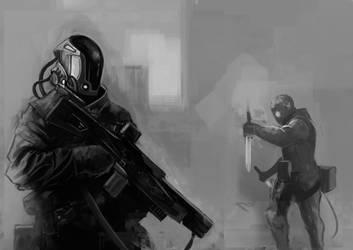 Assault Unit by Fenris31