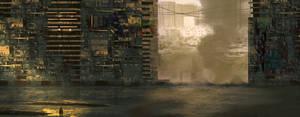 Lost city by Fenris31