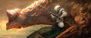 Fat_Dragon_Knight by Fenris31