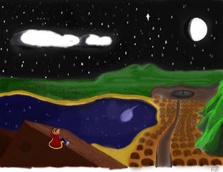 Phineas Stargazing - Digitalization by Kkobra