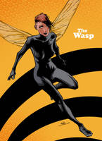 The Wasp by abc142