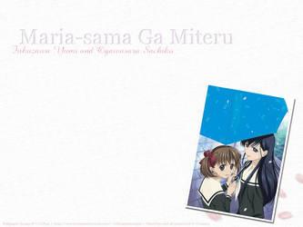 MariMite: Yumi and Sachiko by CCMars
