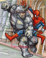 Spider-Man Artist Proof 2 by 80C