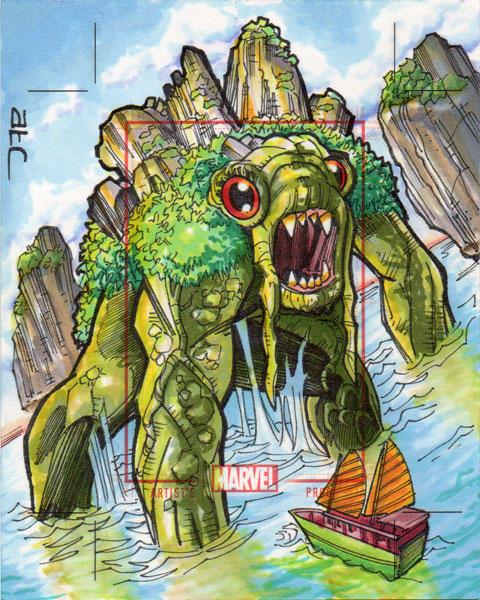 Marvel 70th AP Krakoa by 80C