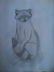 Yenot's Sketch by KittyVel