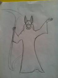 Shang's Reaper WIP by KittyVel