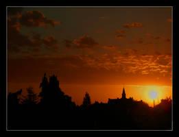 French Sunrise by FrenetikFred