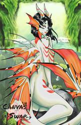 Canvas Swap - Leona by Memokkeen