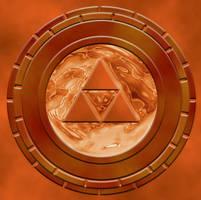 Triforce Design - Color 1 by Zeldaboyz