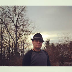 Outside with Jay 2 by Zeldaboyz