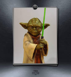 Yoda - StarWars - DDG_03 by ddgcom