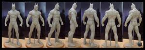 Batman DDG 23 inch WIP by ddgcom