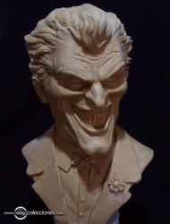 joker bust 02 by ddgcom