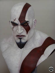 Kratos por Ddg by ddgcom