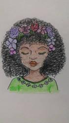 flower child  by serekan