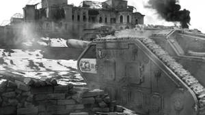 Leman Russ Destroyer by ARKURION