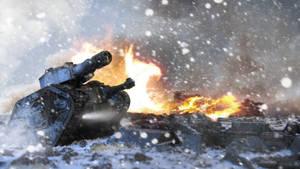 Leman Russ Battletank by ARKURION